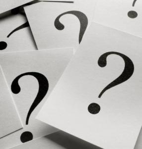 punti di domanda
