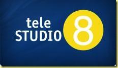 Telestudio8 logo